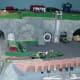Railway Village Military Base
