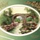 Old Weir Bridge in Ireland: Erin go Bragh