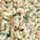 Macaroni salad ~ an island favorite