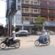 Rent a motorcycle moped in Cambodia Srok Khmer