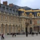 Buildings of the Royal Courtyard at the Palace of Versailles
