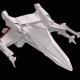 """Starwarigami."" An X-Wing by Martin Hunt (starwarigami.co.uk)"