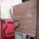 Making wooden compost bin