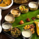 Typical Kerala Vegetarian Meals