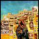 The Sana'ani Sitarah with its other accessories in arts in Yemen - Artist Muhammad M. Shaikh