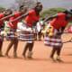 Vhavenda at a cultural event