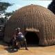 Traditional Swazi house