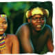A Zulu couple