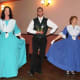 'Volkspele' was the traditional dances of European settlers
