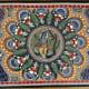 BRINDAVAN RAAS OF KRISHNA MADHUBANI ART BY DE KULTURE WORKS