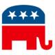 Election clip art: Republican elephant