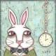"""""""White Rabbit"""" by Lori Ramotar"""