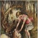 """""""Alice and the Pig"""" by A.E. Jackson (1915)"""