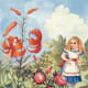 """Tiger Lily"" by John Tenniel"