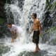 Refreshing waterfalls