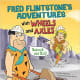 Fred Flintstone's Adventures with Wheels and Axles (Flintstones Explain Simple Machines) by Mark Weakland and Alan Brown - Image credits: amazon.com