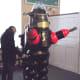 Robbie The Robot Circa 1950's