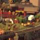 Toy Railway Buildings