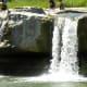 Mckinney Falls State Park  Lower Falls - Austin TX