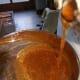 Filtering of honey