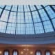 The magnificent Skylight Ballroom is one of the most sought after rooms at The Merion facility.