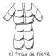 Snow suit in Spanish