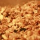 7. Peanut Butter Stovetop Granola With Apples