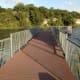 Fishing Dock at Twin Lakes Park