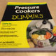 """Pressure Cookers for Dummies"" is something I have no use for.  A friend gave it to me so I could sell it.  I received $0.60."