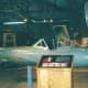 An Ohka on display at he Marine Air-Ground Museum circa 1990.