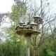 An apartment house for birds