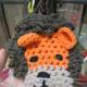 Decorative Soap Saver/Soap Sack of a Lion