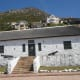 Muizenberg: Cecil Rhodes's beach cottage, now a museum, originally built in 1673.