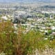 View on the Paarl from Paarl Rock, Western Cape, South Africa