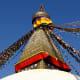 Swyambhu Monastery in Kathmandu