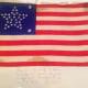 37 star silk American Flag