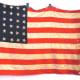 36 star American Flag