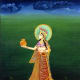 Goddess Luxmi- The consort of lord Vishnu