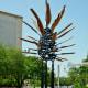 James Surls Sculpture