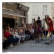 Count Thierry of Alsace and Countess Sybilla of Anjou are bringing the Holy Blood to Bruges (Holy Blood Procession)