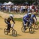 BMX Racing at Burdette Park from whiteheadphoto.com
