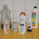 Most of the products seen here have sulfates in them. Spot the one that doesn't!