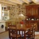 Large, open plan kitchen, dining and living area