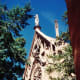 Loretto Chapel in Santa Fe, New Mexico