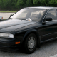 Infiniti Q45 of 1990.