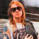 Axl Rose of Guns 'n' Roses