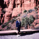 Yours truly in Sedona area