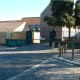 Side entrance of KPS, and the carpark.