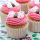 Pink butterfly cupcake @RuthBlack istockphoto