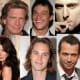 Cast of JCM: ( clockwise) Willem Dafoe, Thomas Haden Church, Dominic West, Mark Strong, Samantha Morton, Polly Walker , Lynn collins, Taylor Kitsch, James Purefoy
